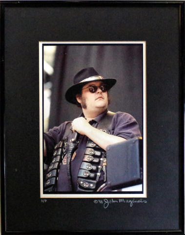 John Popper Framed Fine Art Print