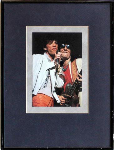 The Rolling Stones Framed Fine Art Print
