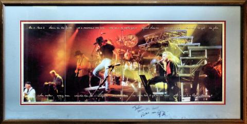 Tim McGraw Framed Poster
