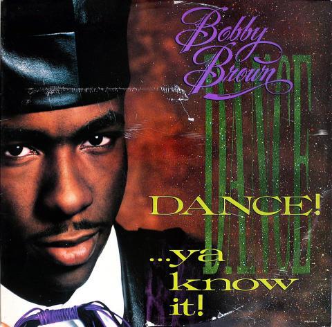 "Bobby Brown Vinyl 12"""