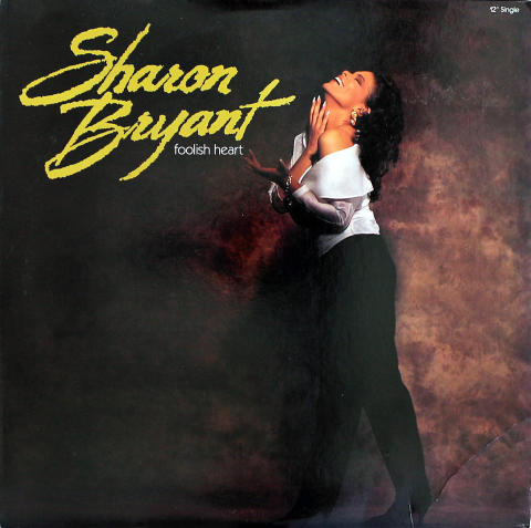 """Sharon Bryant Vinyl 12"""""""