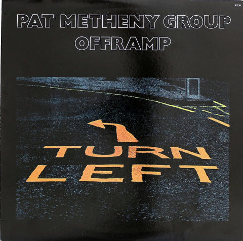 "Pat Metheny Group Vinyl 12"""