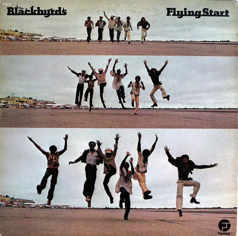 The Blackbyrds Vinyl 12""
