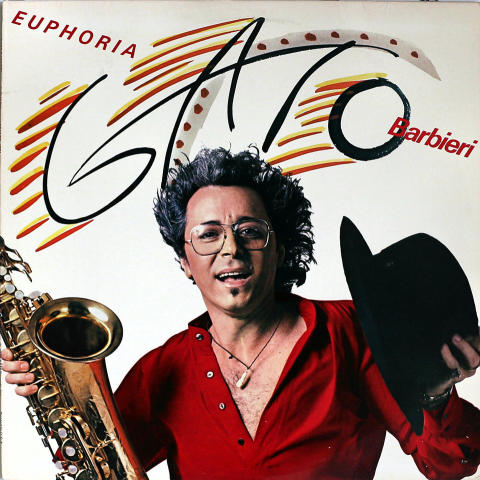 """Gato Barbieri Vinyl 12"""""""