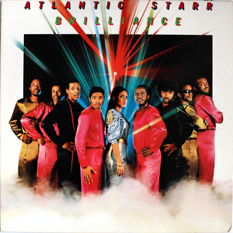 Atlantic Starr Vinyl 12""