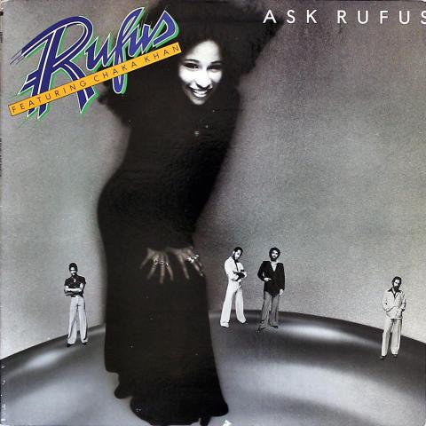 """Rufus Vinyl 12"""""""