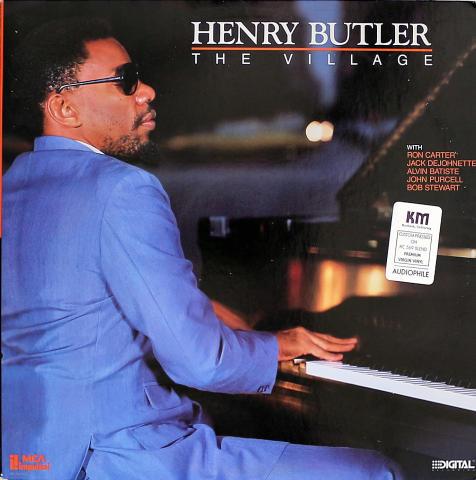 """Henry Butler Vinyl 12"""""""