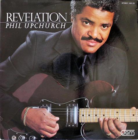"Phil Upchurch Vinyl 12"""