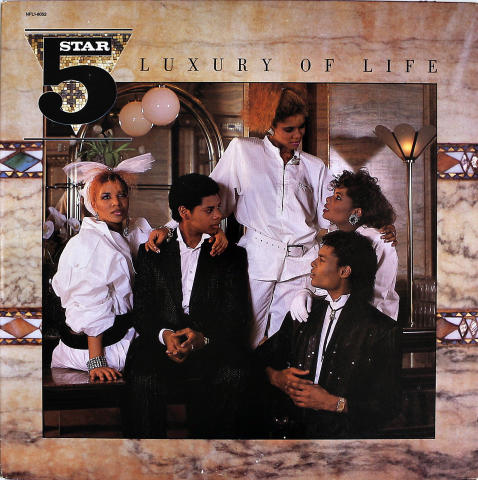 """Five Star Vinyl 12"""""""