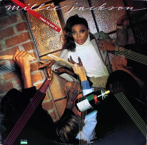 "Millie Jackson Vinyl 12"""