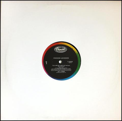 """Freddie Jackson Vinyl 12"""""""