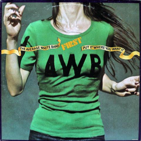 "Average White Band Vinyl 12"""