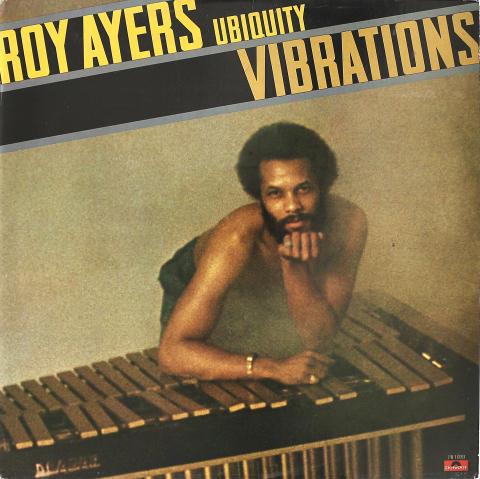 "Roy Ayers Ubiquity Vinyl 12"""