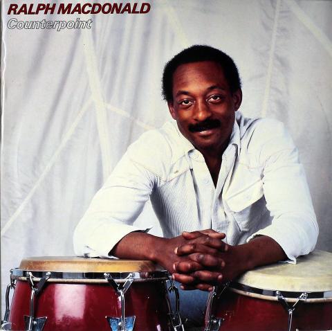 "Ralph MacDonald Vinyl 12"""