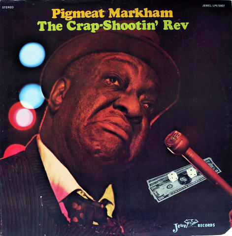 "Pigmeat Markham Vinyl 12"""