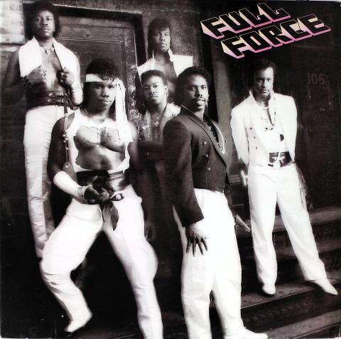 """Full Force Vinyl 12"""""""