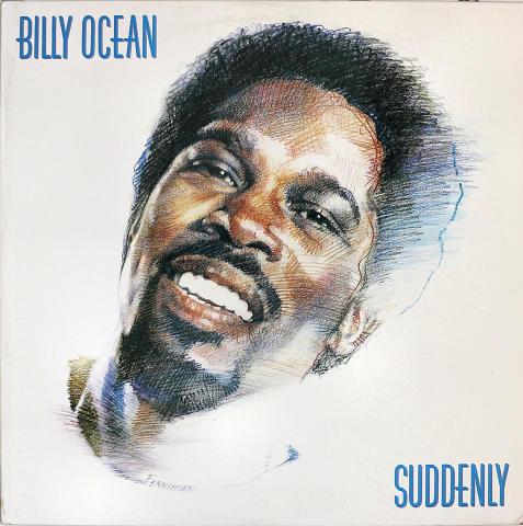 """Billy Ocean Vinyl 12"""""""