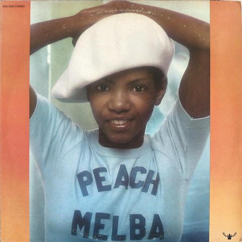 "Melba Moore Vinyl 12"""