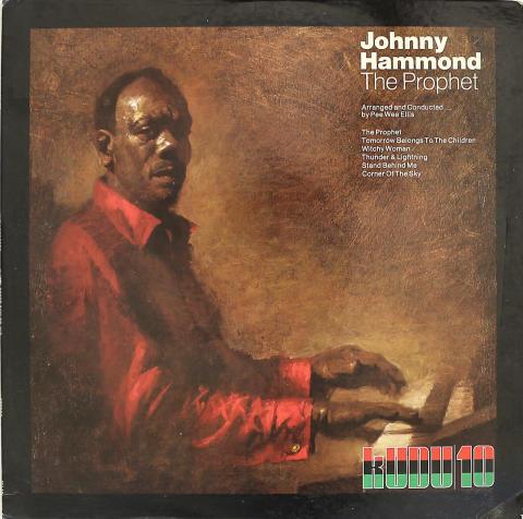 "Johnny Hammond Vinyl 12"" (Used)"