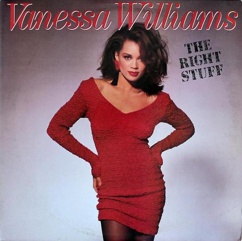 "Vanessa Williams Vinyl 12"""