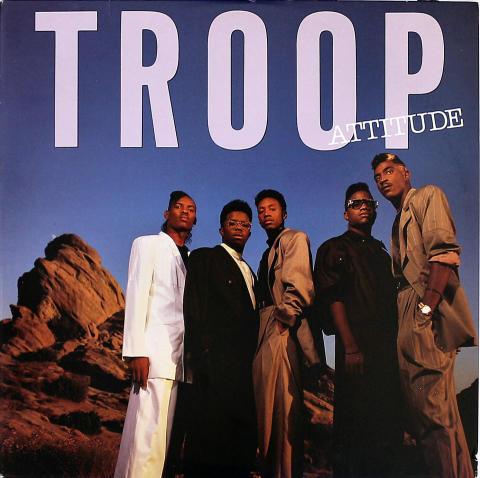 """Troop Vinyl 12"""""""
