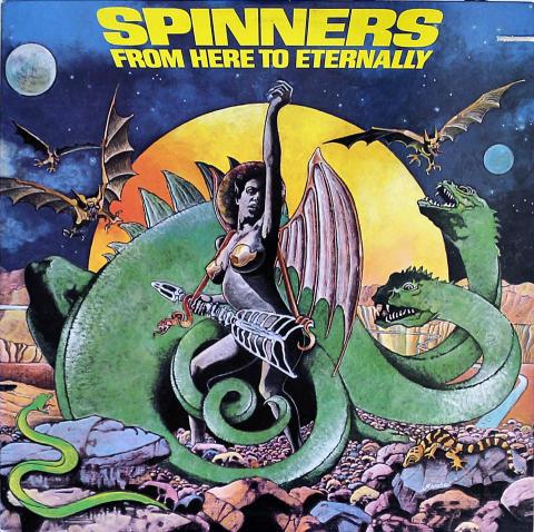 "Spinners Vinyl 12"""
