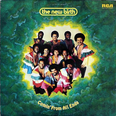 "The New Birth Vinyl 12"""