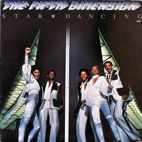 "The Fifth Dimension Vinyl 12"""
