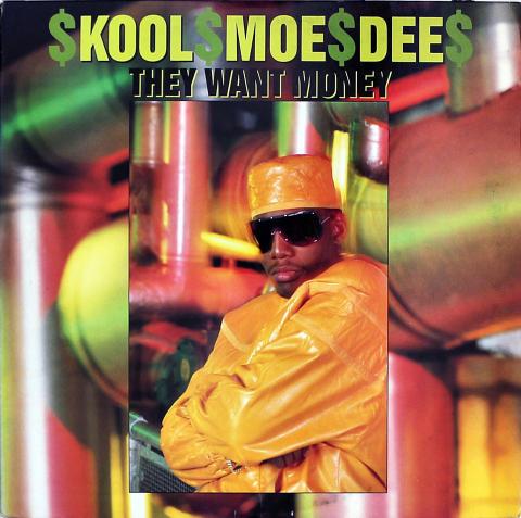 """Kool Moe Dee Vinyl 12"""""""