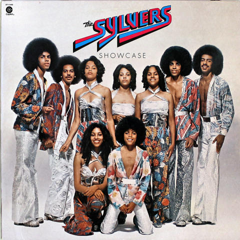 "The Sylvers Vinyl 12"""