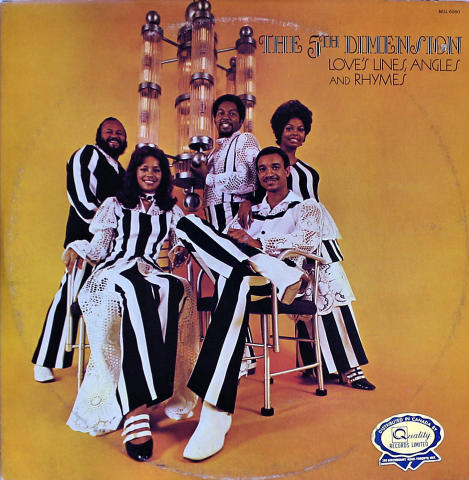 "The 5th Dimension Vinyl 12"" (Used)"