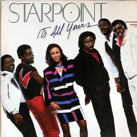 """Starpoint Vinyl 12"""""""