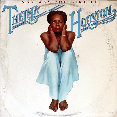 "Thelma Houston Vinyl 12"""