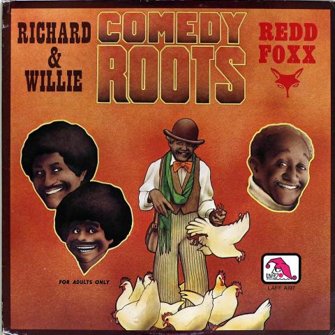 "Richard & Willie Vinyl 12"""