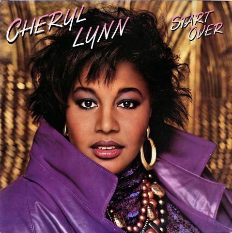 "Cheryl Lynn Vinyl 12"""