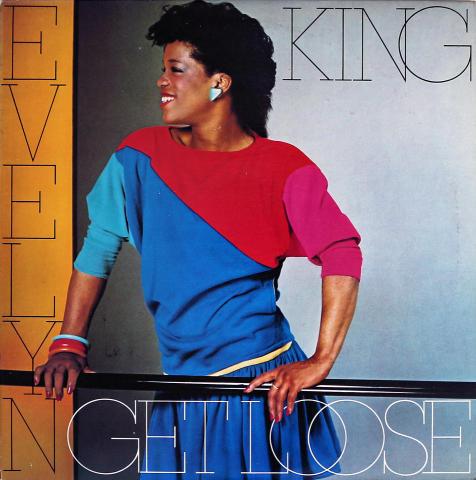 "Evelyn Champagne King Vinyl 12"""