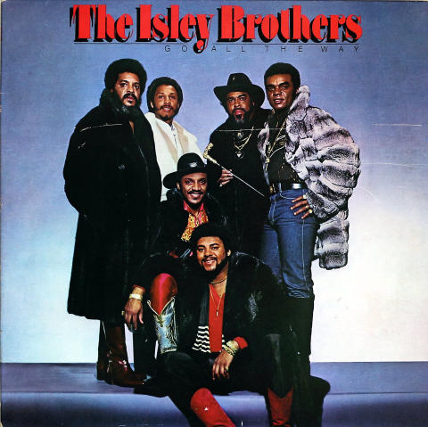 "The Isley Brothers Vinyl 12"""
