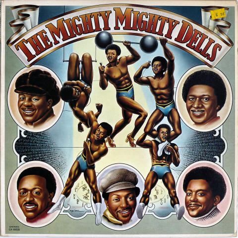 """The Dells Vinyl 12"""""""