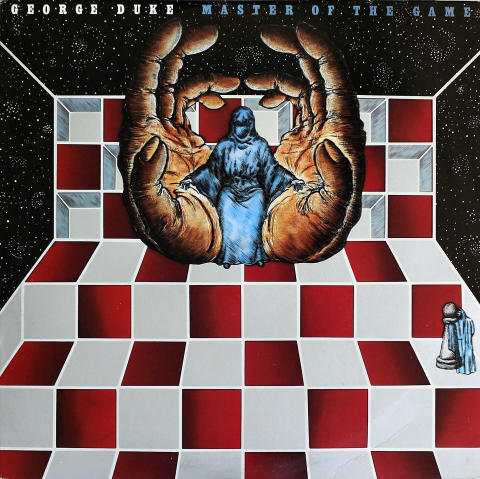"George Duke Vinyl 12"""