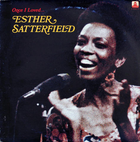 Esther Satterfield Vinyl 12""