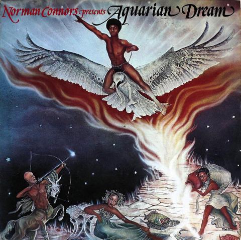 """Aquarian Dream Vinyl 12"""""""