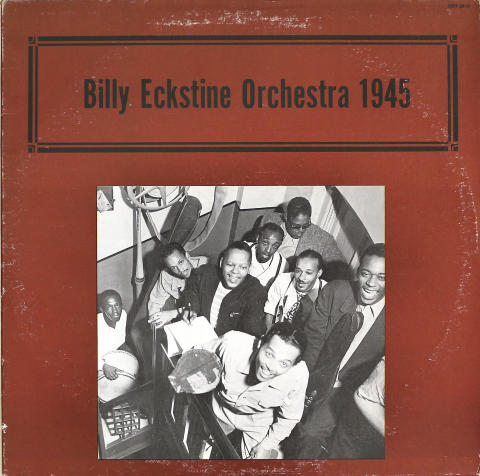 "Billy Eckstine And His Orchestra Vinyl 12"" (Used)"
