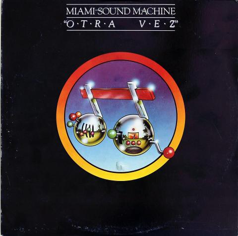 "Miami Sound Machine Vinyl 12"""