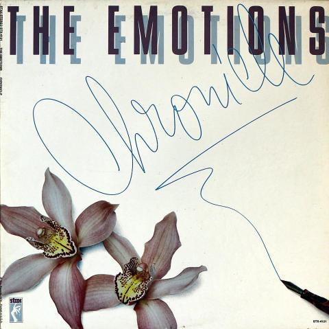 "The Emotions Vinyl 12"""
