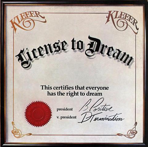 """Kleeer Vinyl 12"""""""