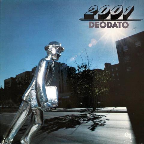 """Deodato Vinyl 12"""""""