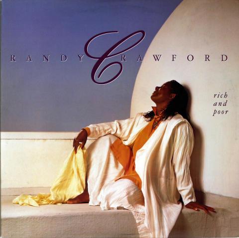 "Randy Crawford Vinyl 12"""