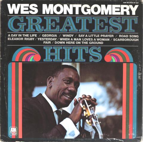 """Wes Montgomery Vinyl 12"""""""