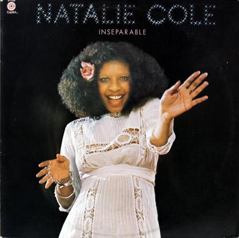 """Natalie Cole Vinyl 12"""""""