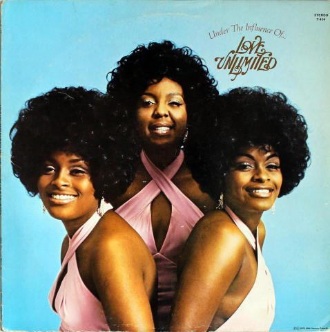 "Love Unlimited Vinyl 12"""